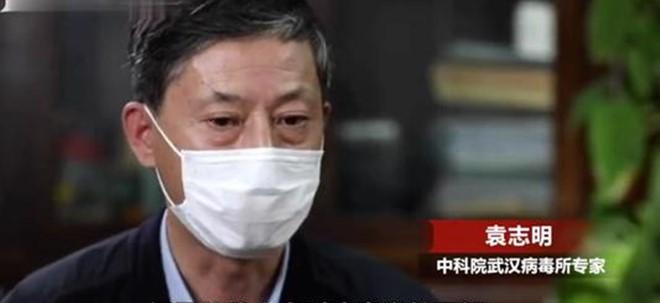 武汉P4实验室主任袁志明:最大压力不是科研本身