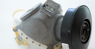 捷克利用3D打印技术制作口罩
