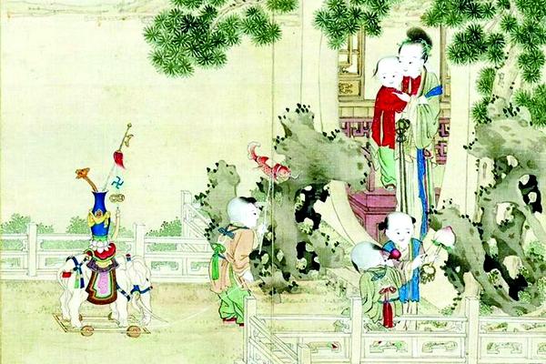 """开眼了!宋代""""芭比娃娃""""、清朝""""飞行棋""""……古代玩具大盘点!"""