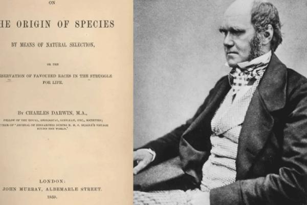 达尔文的笔记本被偷了:它改变了生物学